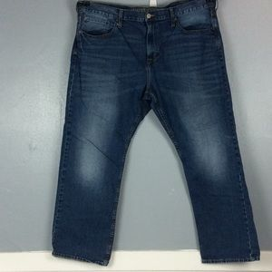 American Eagle Relaxed Straight Mens Jeans Sz 42